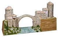 "Керамический конструктор Старый Мост Мостар ""Stari Most"" Aedes Ars (1204)"