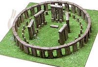 Конструктор керамический Stonehenge Aedes Ars (1268)