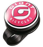 Звонок Giant Ufo Old Logo розовый/черный