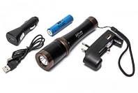 Подводный фонарь POLICE BL-8770 для дайвинга 1000W, фото 1