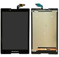 Оригинальный дисплей (модуль) + тачскрин (сенсор) для Lenovo Tab 2 A8-50 A8-50F A8-50L A8-50LC (черный, 39pin)