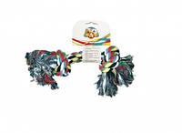 Игрушка для собак CaniAMici Канат грейфер с двумя узлами 24 см