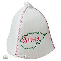 """""""АННА"""", шапка банная"""