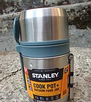 Термос для обедов с ложкой STANLEY Mountain 0.60 l ST-10-01700-002