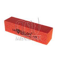 Бафик для шлифовки универсальный Salon Professional 240 грид. (Красный)