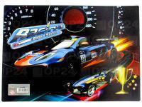 Килимок для творчості пластиковий CFS Racing 38 x 27