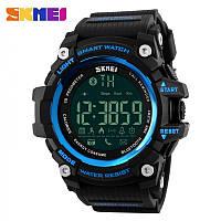 Skmei Smart Blue умные часы 6 месяцев заряда!
