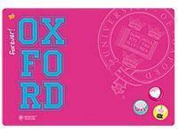 Килимок для творчості YES Oxford рожевий 42,5 х 29
