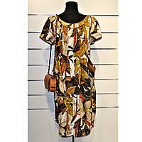Итальянское платье из льна от Paquito