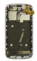 Дисплей QUMO QUEST 506 с сенсорным экраном с белой рамкой