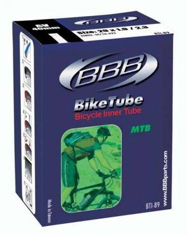 Камера BBB BTI-89S 29x1.9/2.3 FV superlite 48mm, фото 2