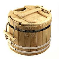 Запарник для веников профи, дуб (20 л)