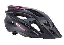 Шлем BBB BHE-28 Jaya, черный/розовый, L