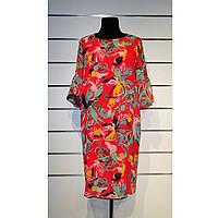Красное Итальянское легкое платье от Paquito