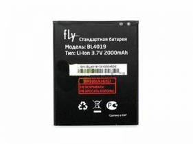 Акумулятор для Fly IQ446 (BL4019) 2000mAh