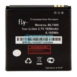 Акумулятор для Fly IQ449 (BL7405) 1650mAh