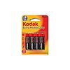 Батарейки Kodak - Extra Heavy Duty АА R6 1.5V 4/80/400шт