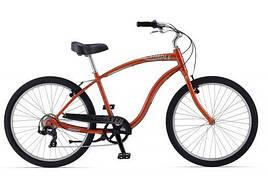 Велосипед Giant Simple Seven оранж.