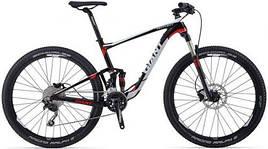 Велосипед Giant Anthem 27.5 3 чорн./біл./черв. L/20