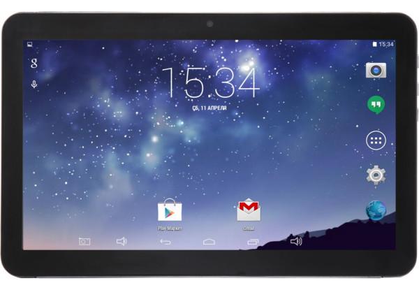 "Планшет Nomi C10102 10"" Terra+ 3G(2 sim) 8Gb black/black"