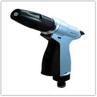 Компактный поливочный пистолет 2103СВ, 4 режима работы, пластик с хромированными вставками, 10 шт