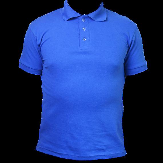 Футболка KLP Polo №1 синяя
