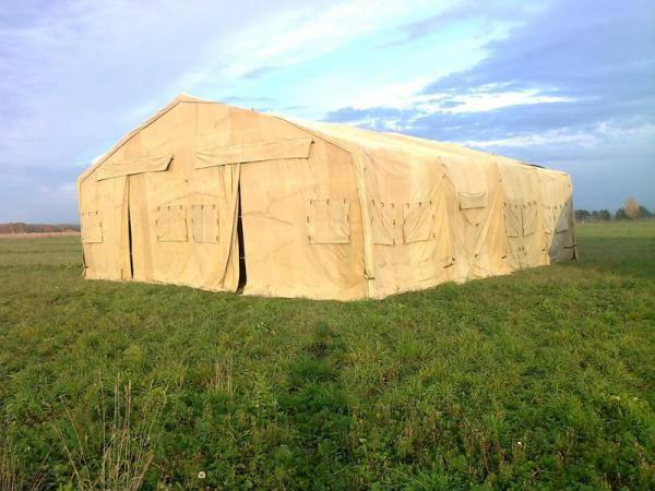 Палатка для ремонта автомобилей П-38, фото 2