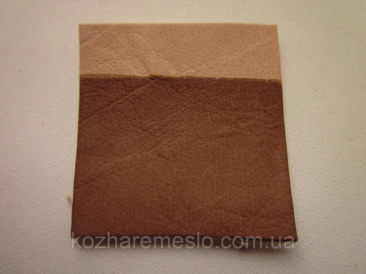 Краска для кожи спиртовая TOLEDO SUPER 100мл шоколад