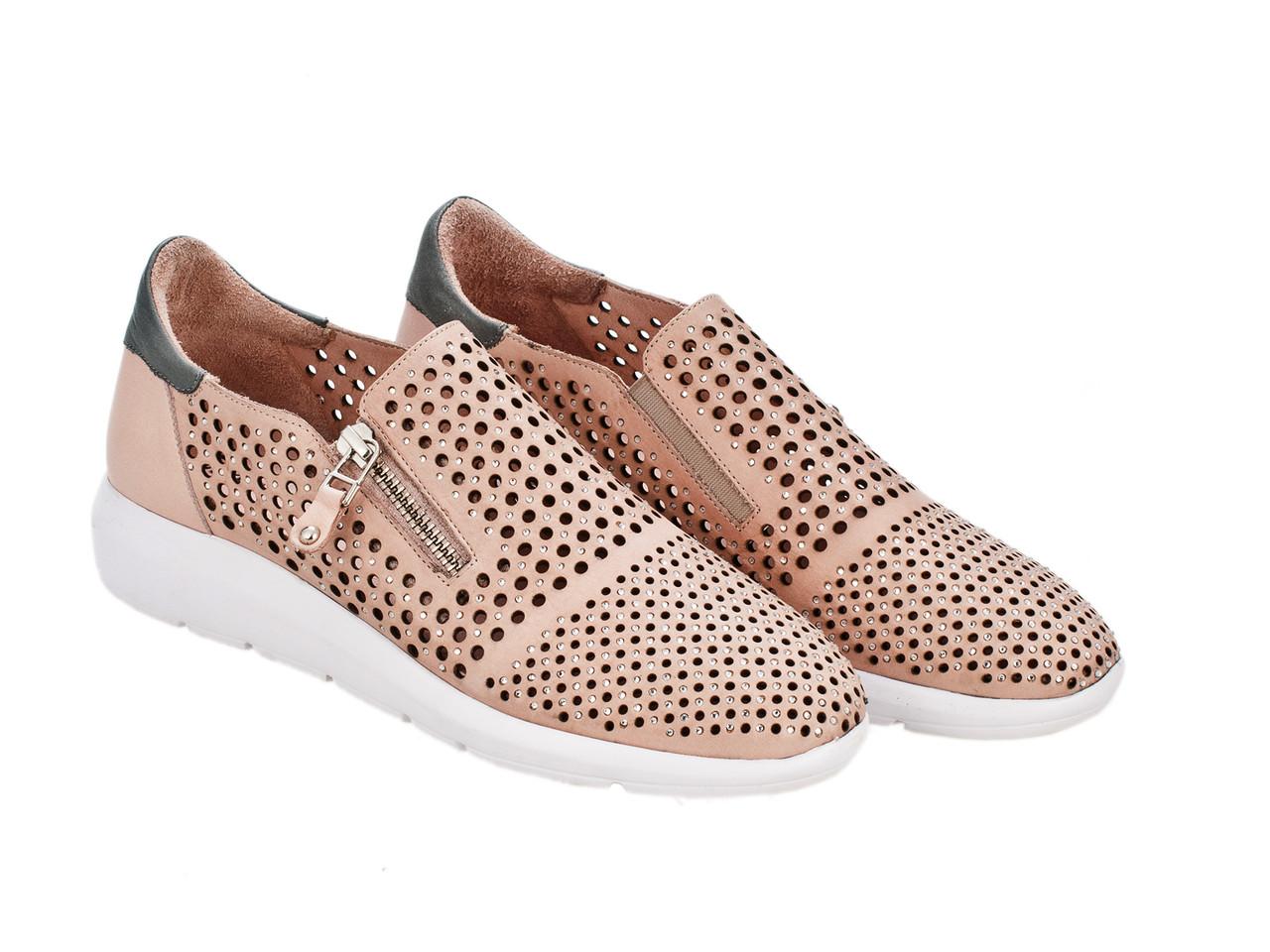 Кросівки Etor 6037-784-2 рожевий
