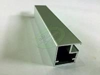 Рамочный профиль, цвет серебро