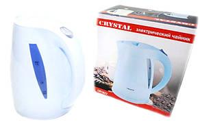 Дисковый чайник Crystal CR-1822, фото 2