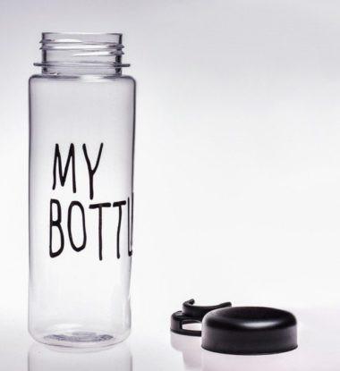 Бутылка для напитков MY BOTTLE без чехла