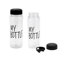 Бутылка для напитков MY BOTTLE без чехла , фото 3