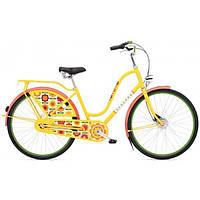 Велосипед женский ELECTRA Amsterdam Fashion 3i Forget Me Not ladies yellow  28