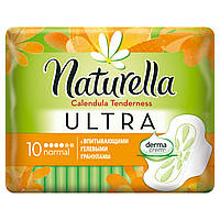 Прокладки NATURELLA Ultra Calendula Tenderness Normal Single 10 шт