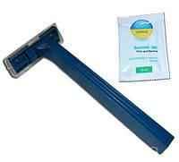 Набор для бритья (станок 2л + гель 10мл)