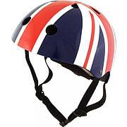 Шлем детский KiddiMoto размер S 48-53см, британский флаг