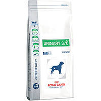 Royal Canin URINARY S/O LP18 (УРИНАРИ) сухой лечебный корм для собак 2КГ