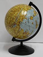 Глобус 160 мм. Старинный мир
