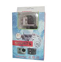 Экшн камера Sports HD DV 4K Ultra HD 2.0L CD