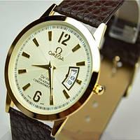 Тонкие мужские часы Omega O5268M, фото 1