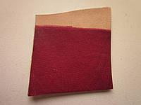 Краска для кожи спиртовая TOLEDO SUPER 100мл бордо (баклажановый)