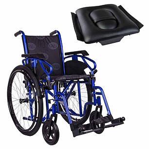 Коляска инвалидная OSD Millenium III с санитарным оснащением, фото 2