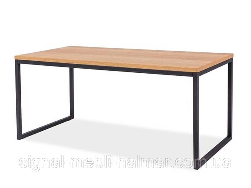 Журнальный столик Largo B деревянный SIGNAL