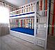 Двухьярусная кроваткь «Простоквашино +», фото 2