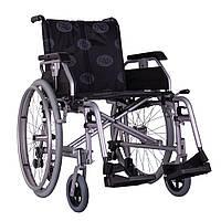Коляска инвалидная облегченная «Light 3» хром OSD (Италия)
