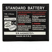 Аккумулятор AB474350BU для Samsung B5722 Duos, B7722 Duos, C6712 Star II Duos, i550, i5500 Galaxy, i7110