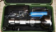Фонарь подводный AR-8763 2000W (фонарь для дайвинга, подводной охоты, рыбалки)