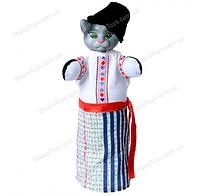 """Кукла - перчатка  """"ПАН КОЦЬКИЙ"""""""
