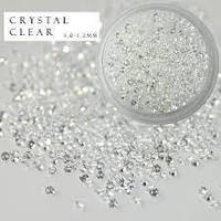 CRYSTAL PIXIE - ПИКСИ для ногтей (кристал), 100 шт, фото 1